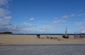 Strand von Travemünde